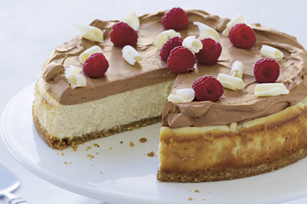 PHILADELPHIA Chocolate Mousse Cheesecake