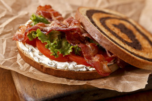 PHILLY Chive & Onion BLT Image 1