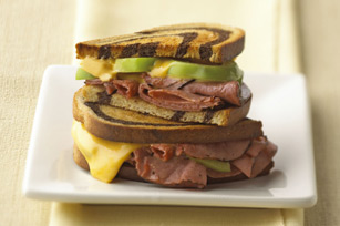 Roast Beef Grilled Cheese Image 1