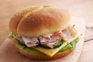 Sándwich picosito de pavo  Image 1