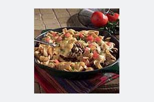 Pie de chips de maíz a la sartén Image 1