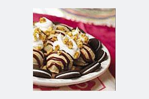 """Tarta de """"barro"""" con galletas OREO Image 1"""