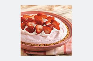 Tarta de margarita con fresas Image 1