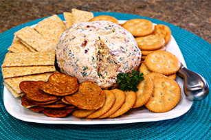 Bacon Pineapple Cheese Ball