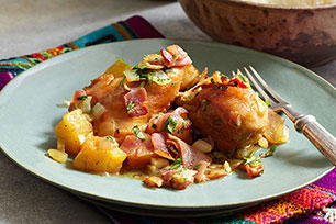 Pineapple Chicken Image 1