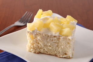 Pineapple Tres Leches Cake