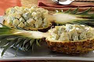Pineapple and Avocado Salad Image 1
