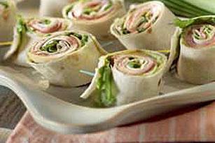 Minisándwiches en espiral Image 1
