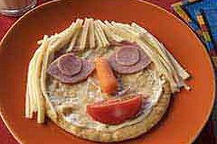 Pita Face Image 1