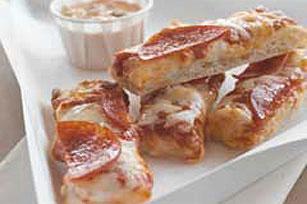 Pizza 'n VELVEETA Salsa Dip Image 1