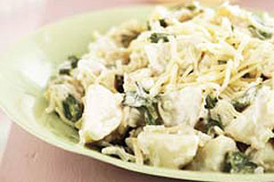 Poblano Potato Salad Image 1
