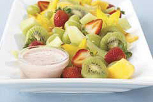 Poppyseed Fruit Salad - My Food and Family