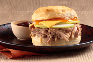 Pork in a Biscuit Image 1