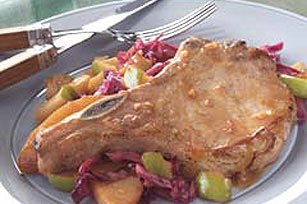 Pork and Squash Dinner Image 1