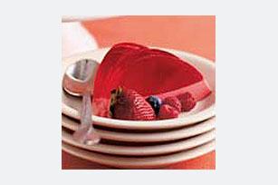 Postre cremoso de fresa y manzana Image 1