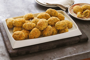 Potato and Cheese Croquettes Image 1
