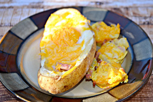 Potato Egg Bake Image 1