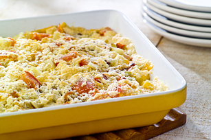 Potato & Vegetable Bake