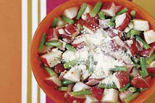 Potato Green Bean Salad Image 1