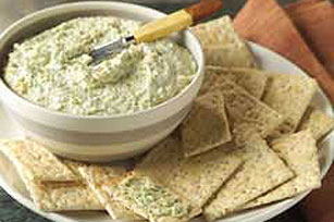 Potted Herb Cheese Image 1