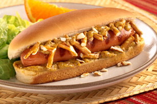 Pretzel Cheese Dogs