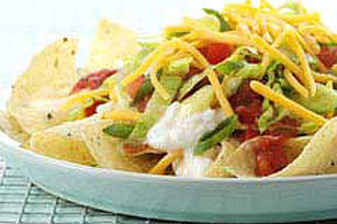 Pronto Nacho Salad