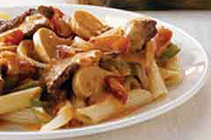 Pronto Saucy Beef Pasta Recipe Image 1