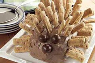 Pudding-Frosted Porcupine Image 1