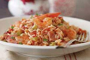 Puerto Rican Shrimp & Rice (Asapao con Camarones)