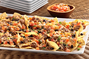 Pulled Pork Party Nachos