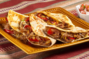 Pulled Pork Quesadilla Image 1