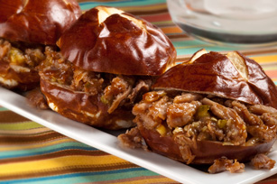 "Pulled Pork ""Sloppy Joes"" Image 1"