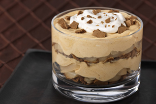 Pumpkin-Pear Gingersnap Trifle