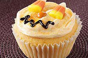 Pumpkin Cupcakes Image 1