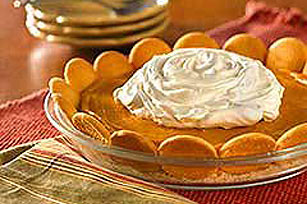 Pumpkin Mallow Pie Image 1