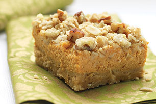 Pumpkin Pie Bars Image 1