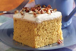 Pastel de calabaza con nueces Image 1