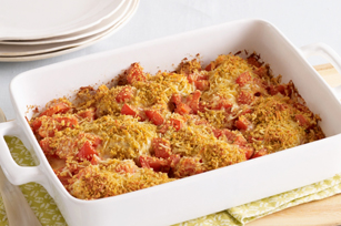 Quick and Easy Chicken Parmesan Image 1