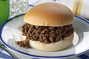 Quick & Easy Sloppy Joes