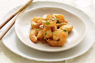 Crevettes thaïes rapides
