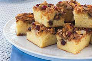 Quick-and-Easy Streusel Cake Image 1