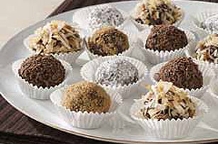 Quick-and-Easy Truffles Image 1