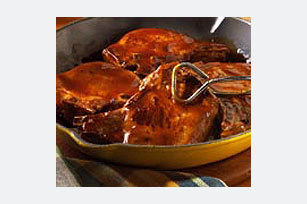 Quick BBQ Pork Chops Image 1