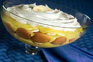 Quick Banana Pudding