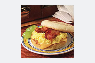 Quick Breakfast Sandwich Image 1