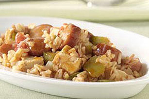 Quick Chicken Jambalaya Image 1