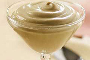 Quick French Vanilla Mousse Image 1