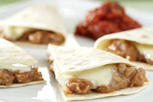 Quick Kick Quesadilla Recipe