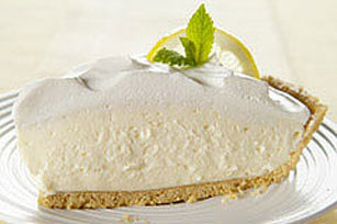 Quick Lemon Chiffon Cheesecake Image 1