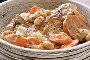 Quick Pork Cassoulet Image 1